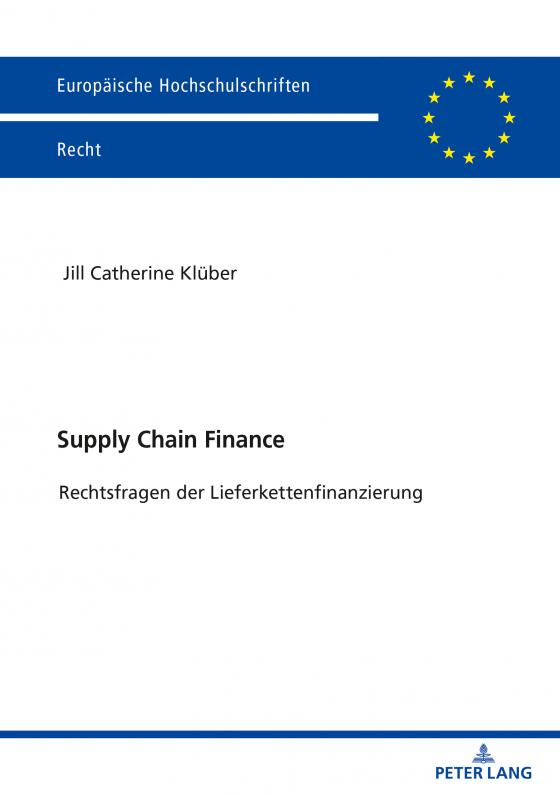 Cover-Bild Supply Chain Finance