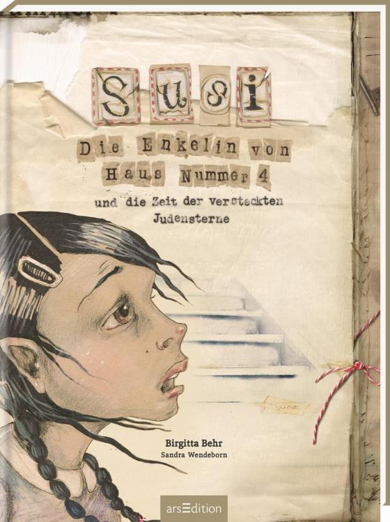 Cover-Bild Susi, die Enkelin von Haus Nummer 4