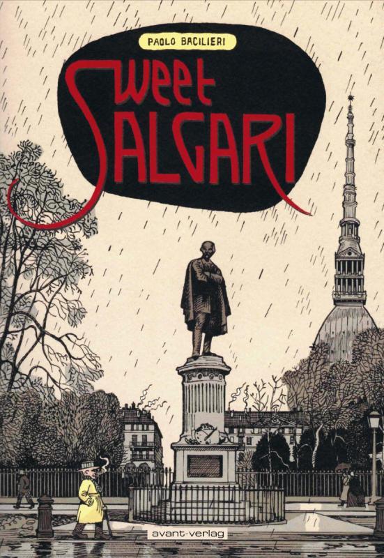 Cover-Bild Sweet Salgari