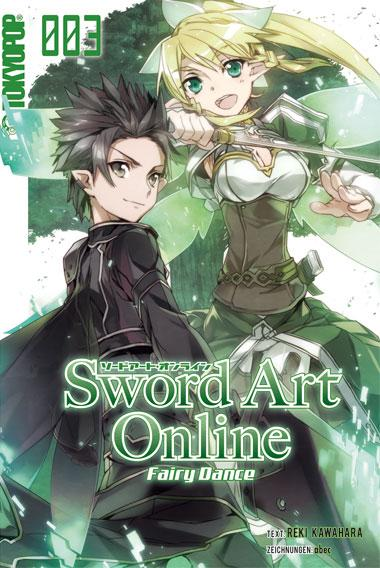 Cover-Bild Sword Art Online - Novel 03