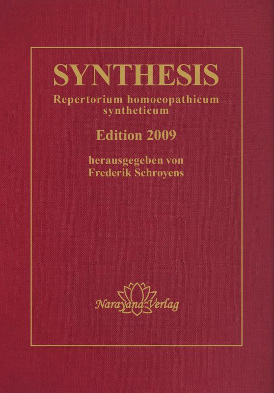 Cover-Bild Synthesis 2009 Lexikonformat - Leineneinband