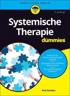 Cover-Bild Systemische Therapie für Dummies
