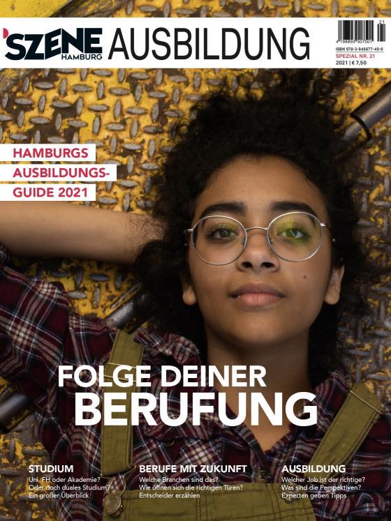 Cover-Bild SZENE HAMBURG AUSBILDUNG 2020/2021