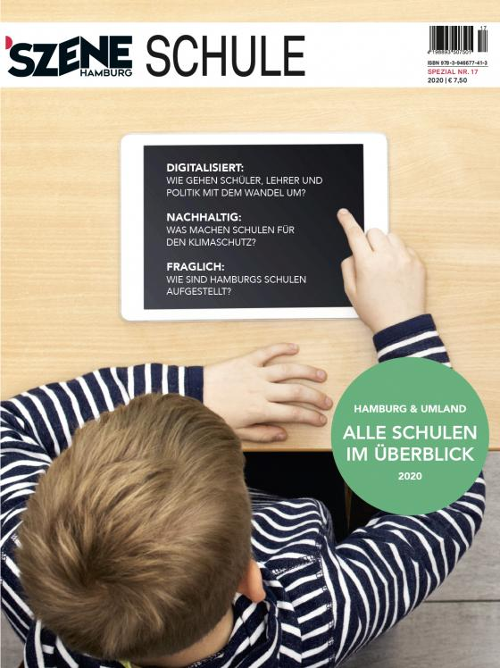 Cover-Bild SZENE HAMBURG SCHULE 2020