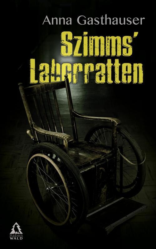 Cover-Bild Szimms' Laborratten