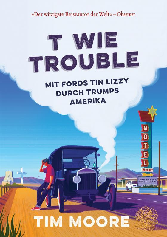 Cover-Bild T wie Trouble