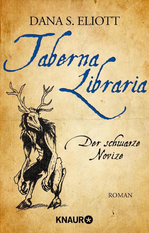 Cover-Bild Taberna Libraria - Der Schwarze Novize