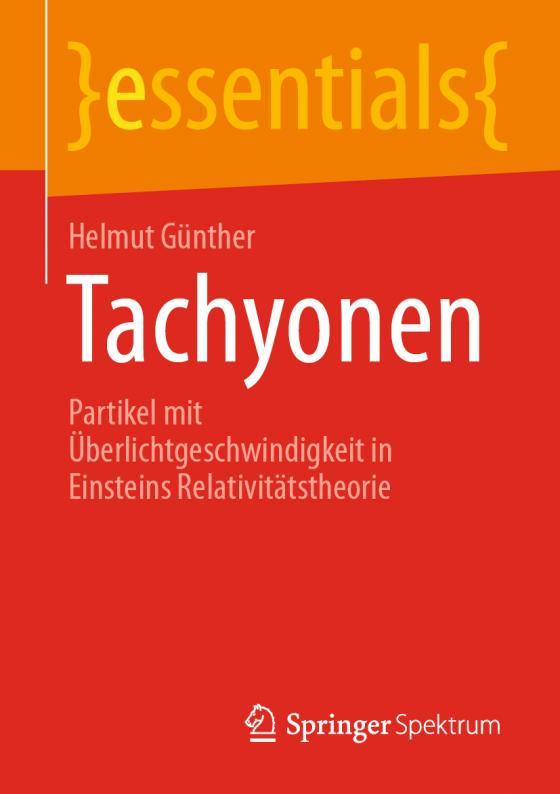 Cover-Bild Tachyonen