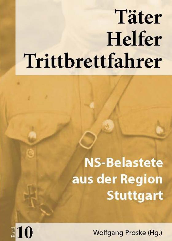 Cover-Bild Täter Helfer Trittbrettfahrer, Band 10