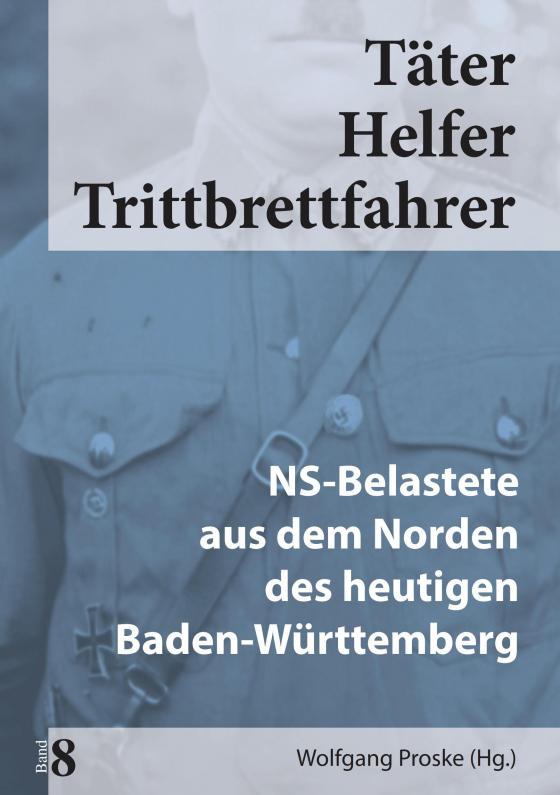 Cover-Bild Täter Helfer Trittbrettfahrer, Bd. 8