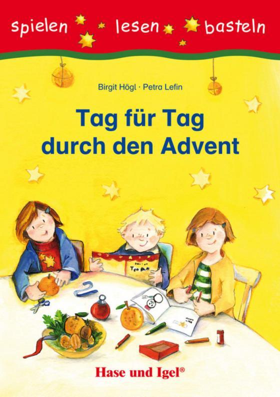 Cover-Bild Tag für Tag durch den Advent