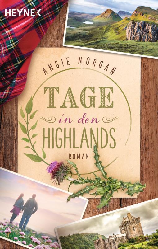 Cover-Bild Tage in den Highlands