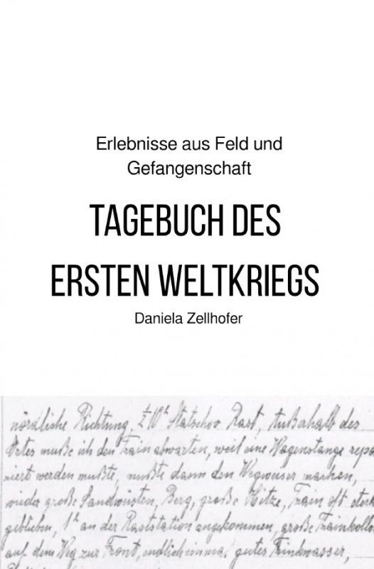Cover-Bild Tagebuch des ersten Weltkriegs