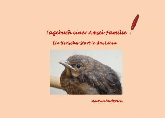 Cover-Bild Tagebuch einer Amsel-Familie
