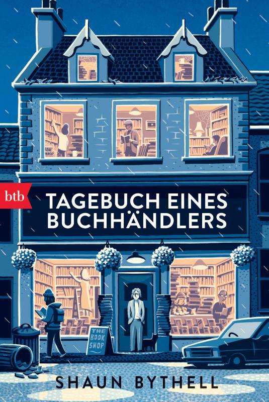 Cover-Bild Tagebuch eines Buchhändlers