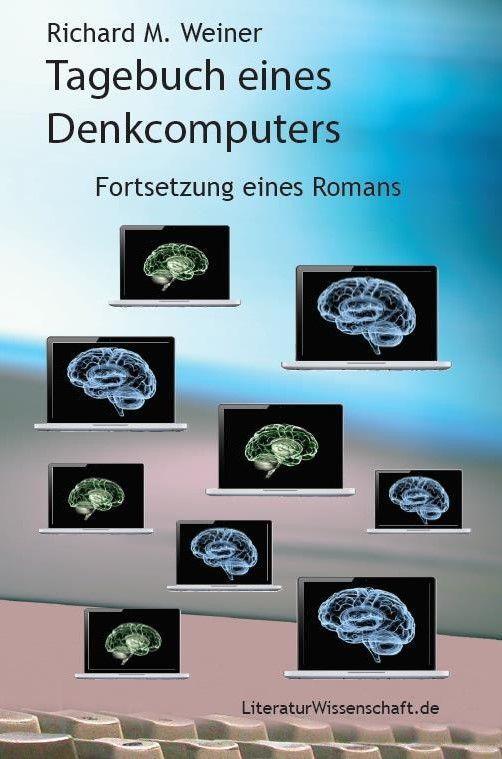 Cover-Bild Tagebuch eines Denkcomputers