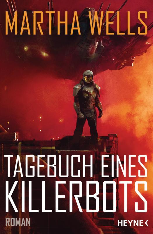 Cover-Bild Tagebuch eines Killerbots