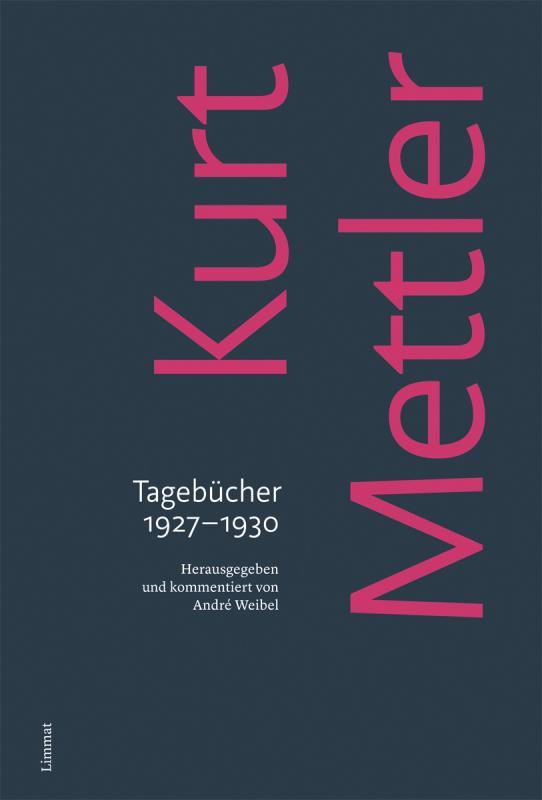 Cover-Bild Tagebücher 1927–1930