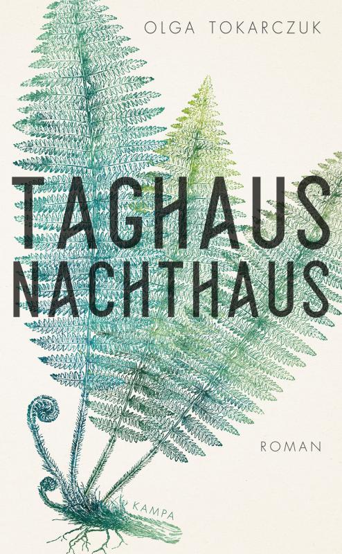 Cover-Bild Taghaus, Nachthaus