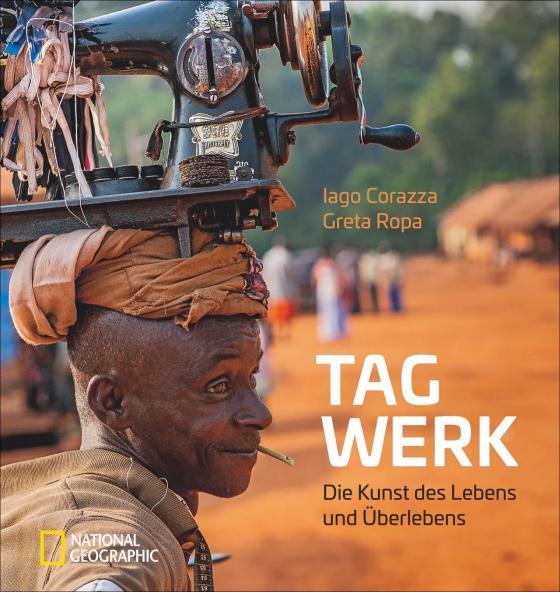 Cover-Bild Tagwerk