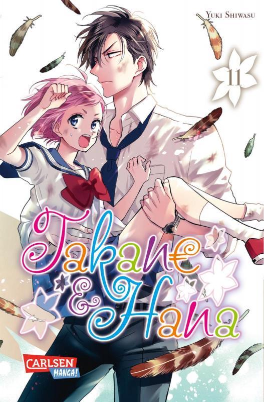 Cover-Bild Takane & Hana 11