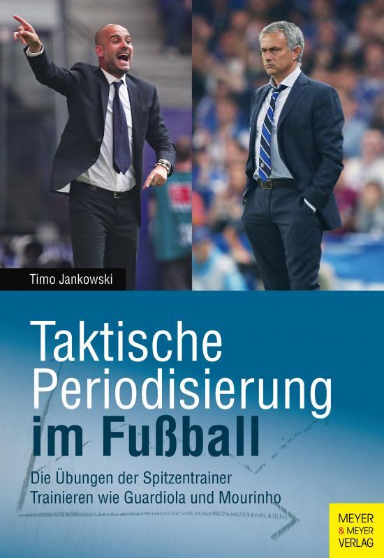 Cover-Bild Taktische Periodisierung im Fußball
