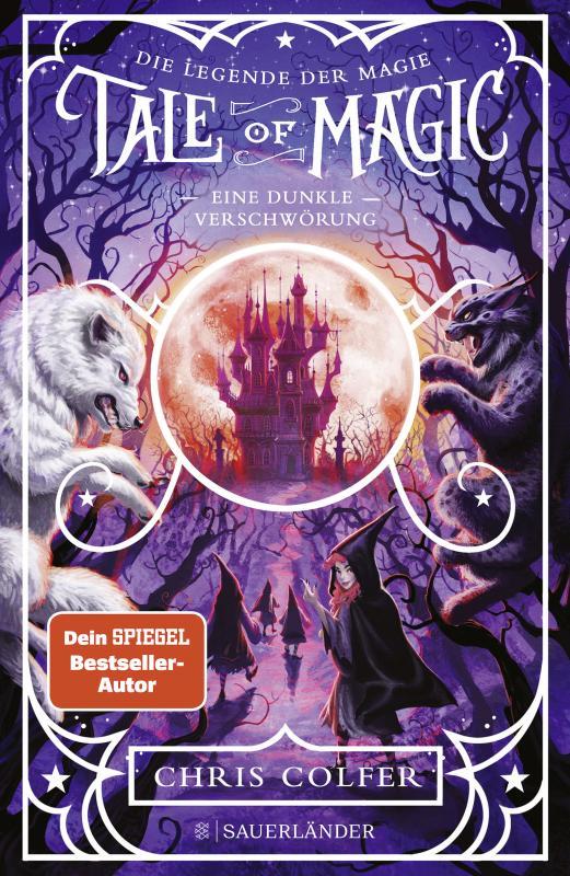 Cover-Bild Tale of Magic: Die Legende der Magie 2 – Eine dunkle Verschwörung