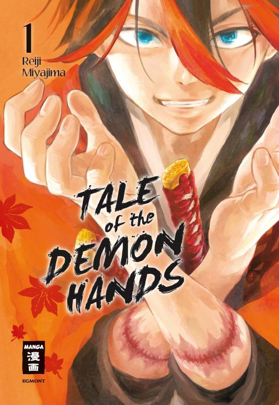 Cover-Bild Tale of the Demon Hands 01