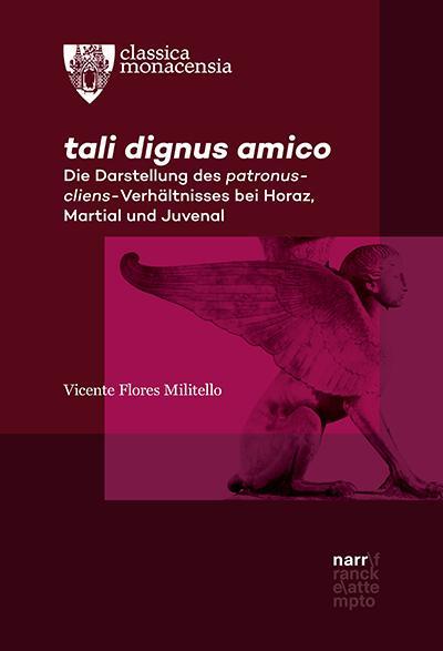 Cover-Bild tali dignus amico