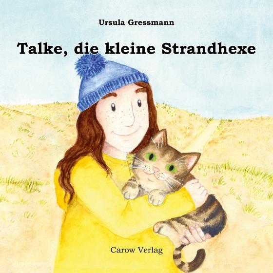 Cover-Bild Talke, die kleine Strandhexe