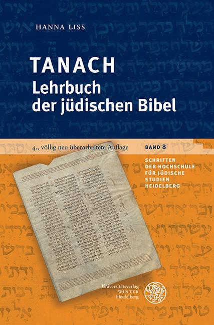 Cover-Bild Tanach – Lehrbuch der jüdischen Bibel