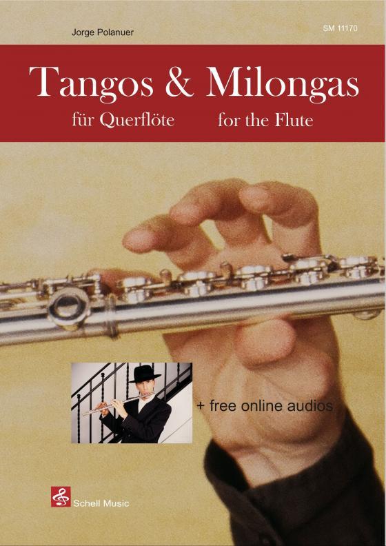 Cover-Bild Tangos & Milongas für Querflöte