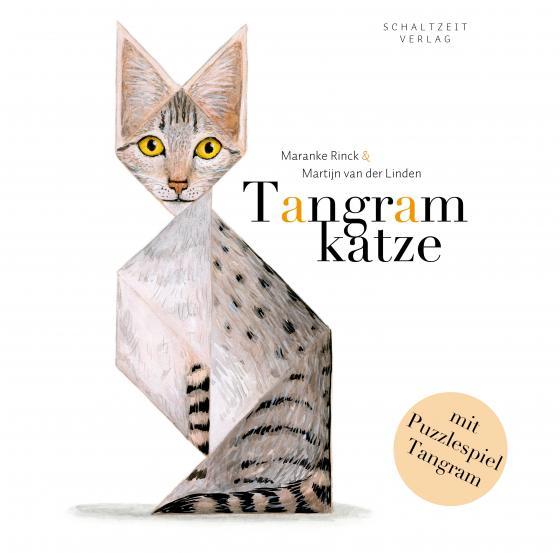 Cover-Bild Tangramkatze