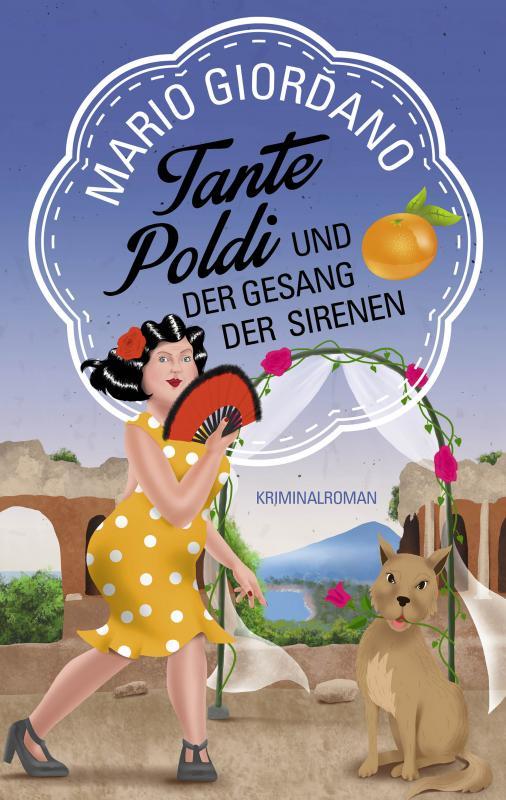 Cover-Bild Tante Poldi und der Gesang der Sirenen