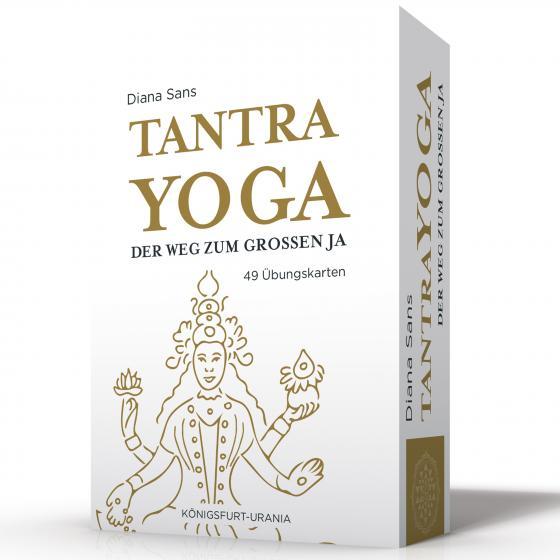 Cover-Bild Tantra-Yoga - Der Weg zum Großen JA!