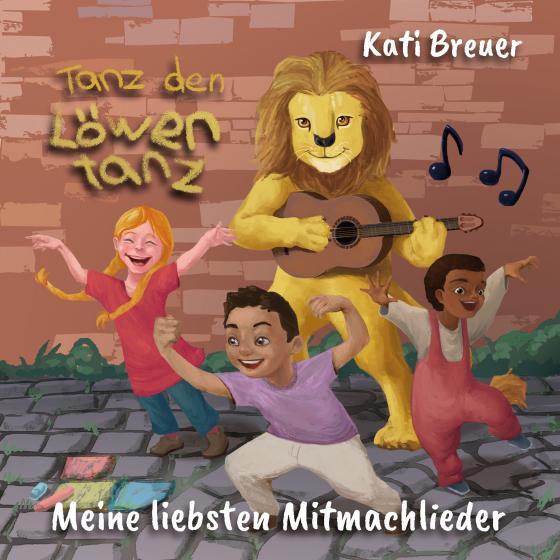 Cover-Bild Tanz den Löwentanz!