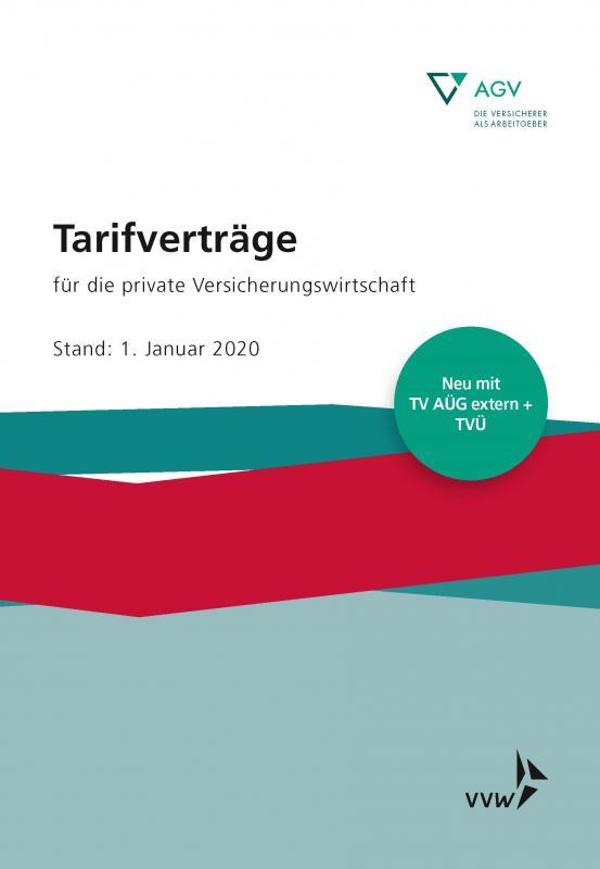 Cover-Bild Tarifverträge für die private Versicherungswirtschaft