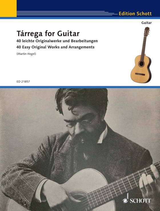 Cover-Bild Tárrega for Guitar