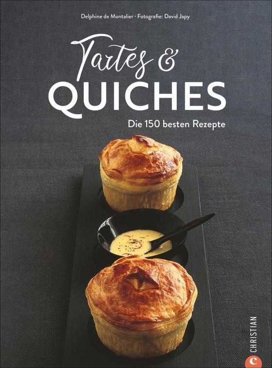 Cover-Bild Tartes & Quiches