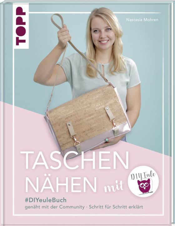 Cover-Bild Taschen nähen mit DIY Eule