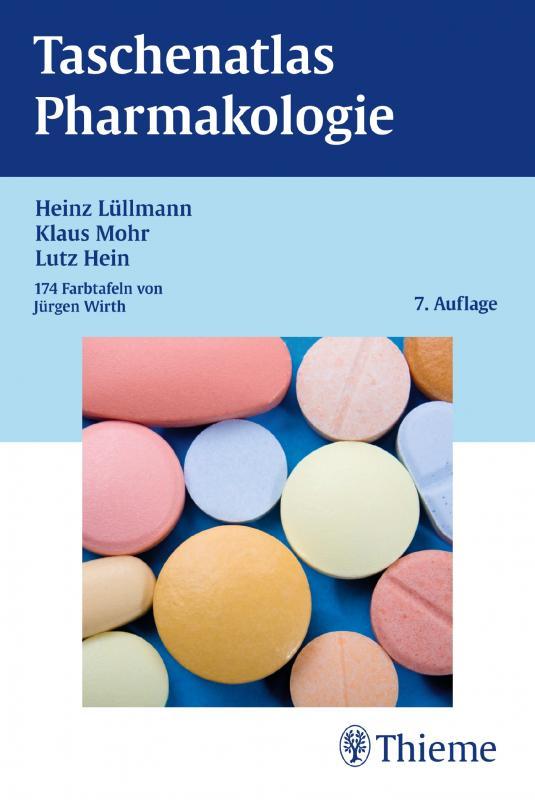 Cover-Bild Taschenatlas Pharmakologie