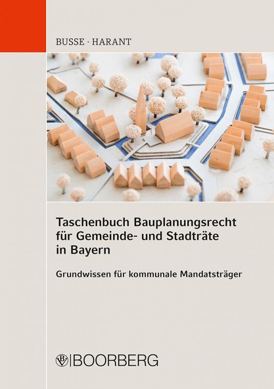 Cover-Bild Taschenbuch Bauplanungsrecht für Gemeinde- und Stadträte in Bayern