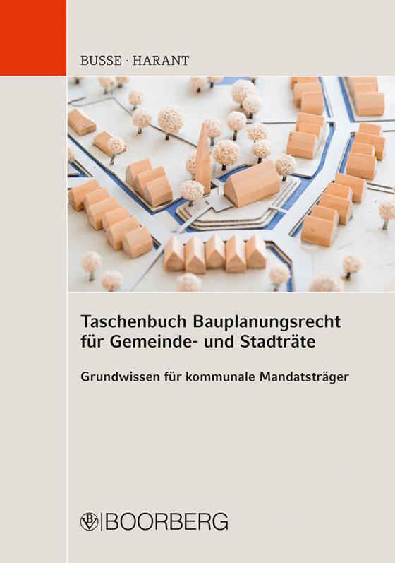 Cover-Bild Taschenbuch Bauplanungsrecht für Gemeinde- und Stadträte