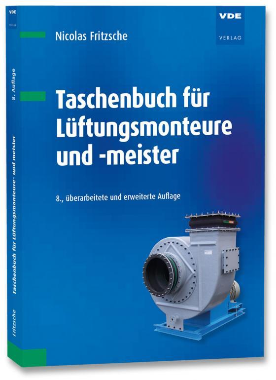 Cover-Bild Taschenbuch für Lüftungsmonteure und -meister