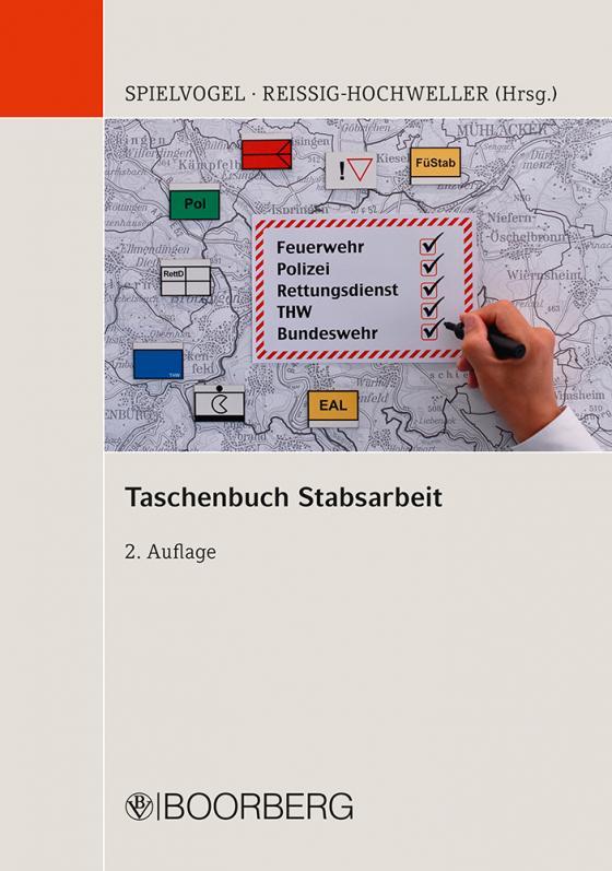 Cover-Bild Taschenbuch Stabsarbeit