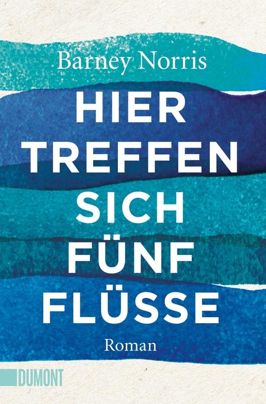 Cover-Bild Taschenbücher / Hier treffen sich fünf Flüsse