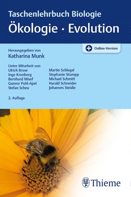 Cover-Bild Taschenlehrbuch Biologie: Ökologie, Evolution
