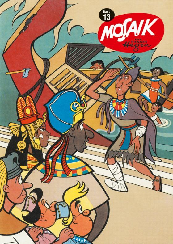 Cover-Bild TaschenMosaik Band 13