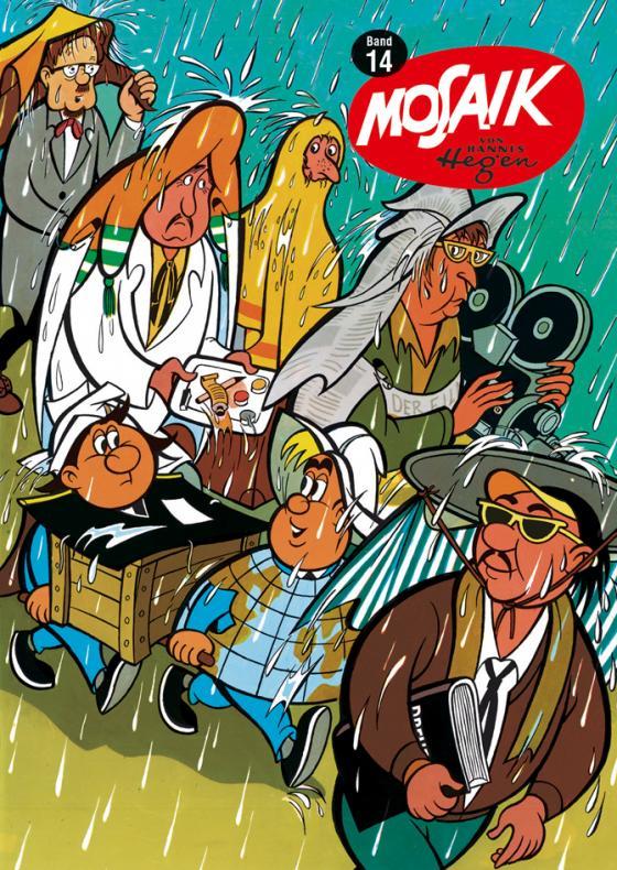 Cover-Bild TaschenMosaik Band 14