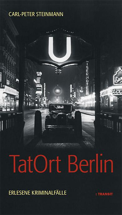 Cover-Bild TatOrt Berlin